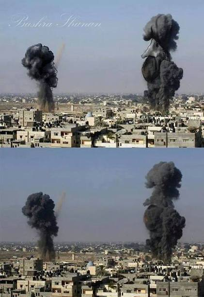 Palestine turns Israeli bombs into Art   Museums and Exhibitions   Scoop.it