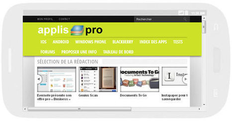 Responsive design : tester facilement votre site sans émulateur | WEB DESIGN | Scoop.it