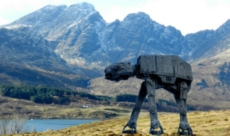 New Star Wars film could be shot in Scotland - Film - Scotsman.com | My Scotland | Scoop.it