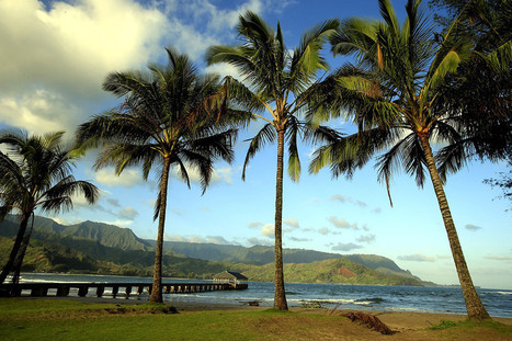 Postcards From the West: Hanalei, Hawaii - Los Angeles Times | Kauai The Garden Isle | Scoop.it