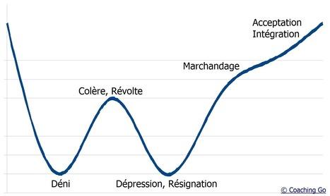 Cycle de deuil et gestion du changement : prendre en compte ses émotions pour avancer | Le Blog de Coaching Go | Psychologie au quotidien | Scoop.it