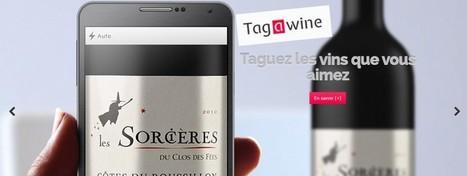 Levée de fonds de 200.000 € pour Tagawine | vin et vinification, dernières avancées | Scoop.it
