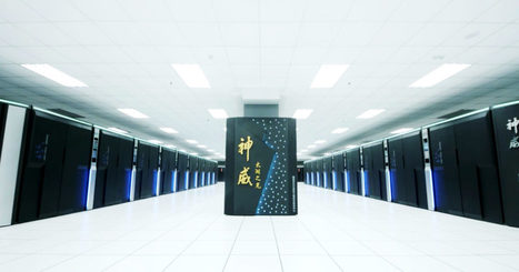 China's New Supercomputer Puts the U.S. Even Farther Behind—Like, Way Behind | Health Freedom | Scoop.it