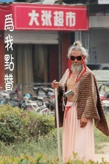 Cina, il senzatetto più glamour della storia: un milione di fan | Social Media & E-Commerce in China | Scoop.it