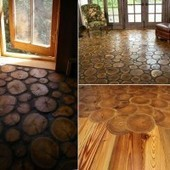 10 Amazing Log Decor Ideas for Your Home - Amazing Interior Design | real estate | Scoop.it
