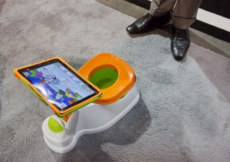 Infant iPad seats raise concerns about screen time for babies   Serendipitic   Scoop.it