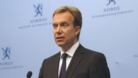 "Arctic gas ""will have its day"" says Norway foreign minister - RTCC 
