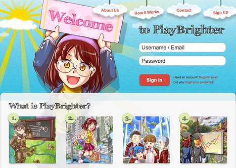 Play Brighter - Games based on Curricula | Online Educational Games | Scoop.it