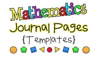 Teaching Blog Addict: Student Math Journals | Real life math and science | Scoop.it