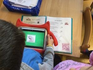Tablette en maternelle - Le numérique au service du langage - Ecole maternelle @matmunich1 | Bib & numérique | Scoop.it