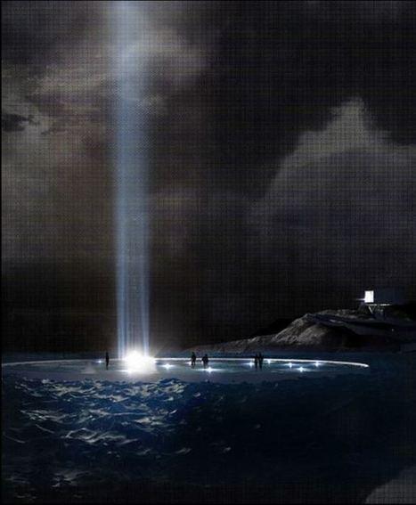 Ce phare futuriste est un hommage aux victimes du Costa Concordia | Dans l'actu | Doc' ESTP | Scoop.it