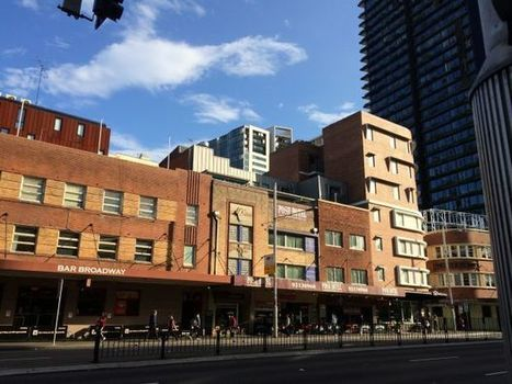 Lightweight construction and urban conservation in Sydney   Italiandirectory.Review   Scoop.it