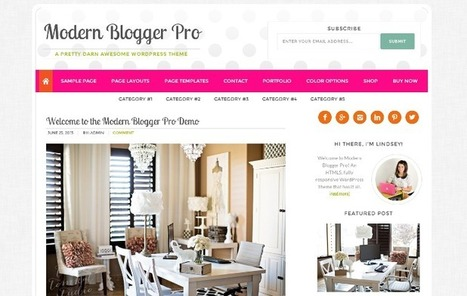 StudioPress: 10 Best Selling WordPress Themes for February 2014 | Design Resources | Scoop.it
