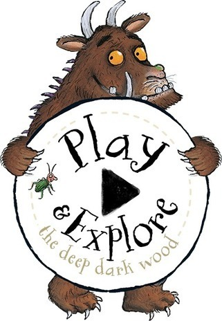The Gruffalo - Official Website | Children's Authors and Illustrators | Scoop.it