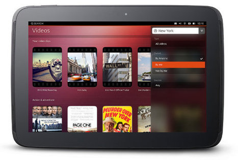 Mastermind UT One is an Upcoming Ubuntu Touch Tablet Powered by Intel Bay Trail-T SoC | Embedded Systems News | Scoop.it
