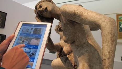 Le musée des Beaux-Arts de Calais sur smartphones et tablettes numériques - La Voix du Nord   Informations culturelles locales   Scoop.it