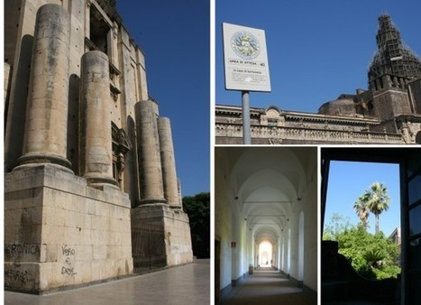 Catania, Sicily | San Nicolo L'Arena and the labyrinth of learning | Italia Mia | Scoop.it