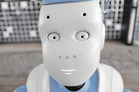 Romeo, le nouvel humanoïde «made in France» | La fabrique du futur : des robots et des hommes | Scoop.it