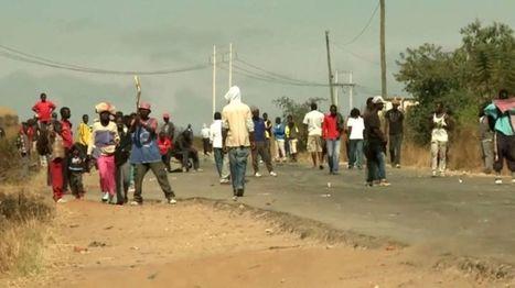 Economic fears fuel growing protests in Zimbabwe - BBC News | International Economics: Pre-U Economics | Scoop.it