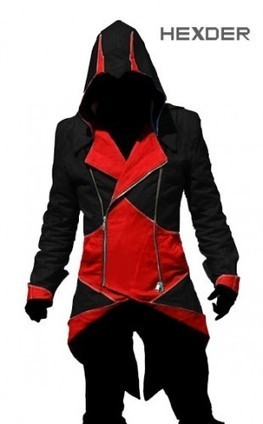 Assassins Creed 3 Jacket | Connor Kenway Costume - Free Shipping | Hexder | Scoop.it