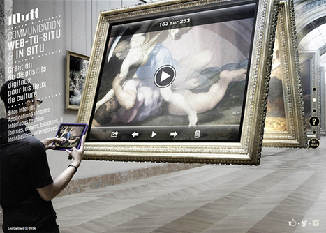 les musées à l'heure du numérique et des réseaux sociaux | Base de données de données | Scoop.it