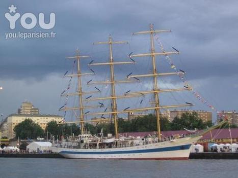 Armada de Rouen: Sous le ciel, entre pont et chaussée - YOU | Les news en normandie avec Cotentin-webradio | Scoop.it