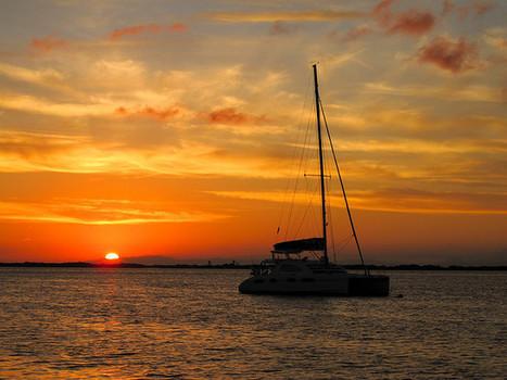 Sunset in Belize | Belize in Social Media | Scoop.it