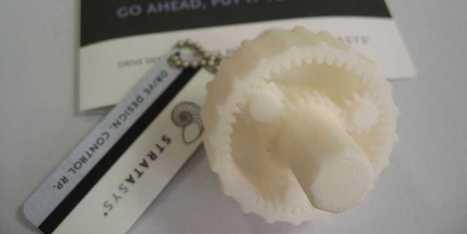 3D Printing Guru Stratasys Is Soaring Pre-Market - Business Insider   Invest in 3D Printing   Scoop.it