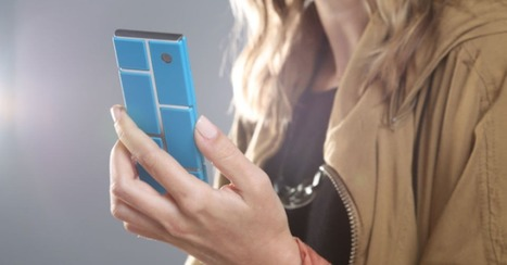 Project Ara: Motorola Wants to Make Your Smartphone Modular | Mobility & Transaction | Scoop.it