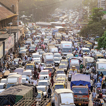 Beat traffic jams with these brainwaves | Latest News & Updates at Daily News & Analysis | Joy civic foundation | Scoop.it