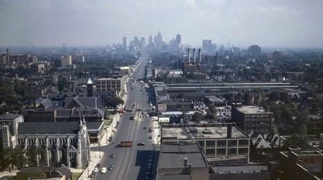 Détroit : apogée et faillite de la Motor City - Blog Auxandra | Rénovation Intérieure & Immobilier | Scoop.it
