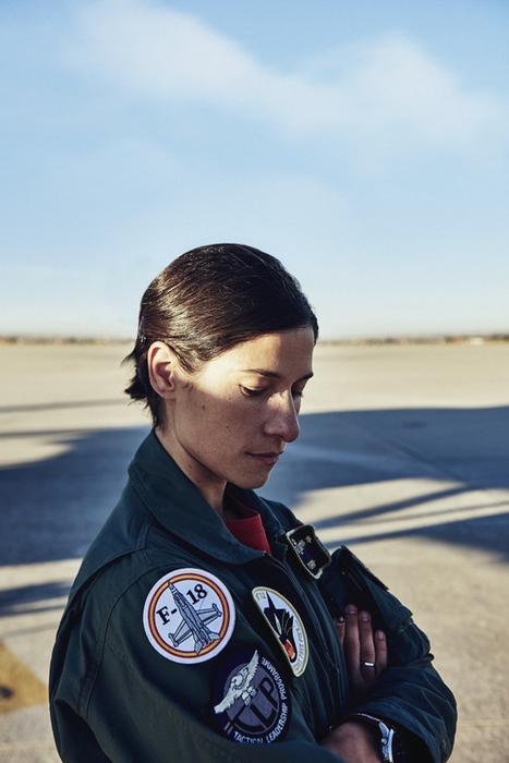 La capitán Torres, la piloto de caza super 'top gun' española | en español | Scoop.it