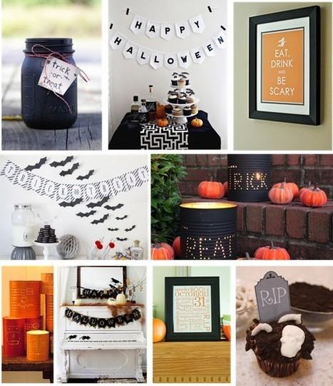 Ý tưởng trang trí nhà cho lễ hội Halloween | Noi that | Scoop.it