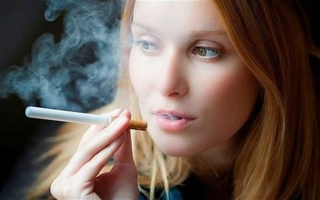 The Best Alternative of Paper Made Traditional Cigarette   All About E-Cigarette   Scoop.it