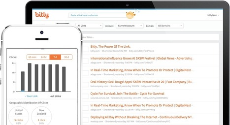 Bitly. The power of the link. | Literacy Tool Time | Scoop.it