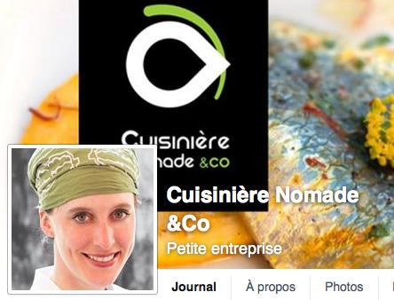 Cuisinière Nomade - Traiteur créatif en Rhône-Alpes | Ca m'interpelle... | Scoop.it