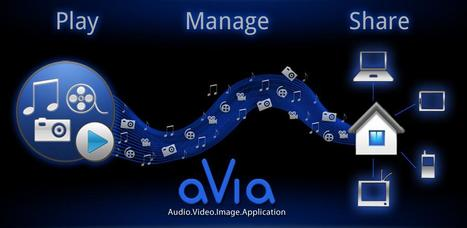 aVia Media Player - AndroidMarket   Android Apps   Scoop.it