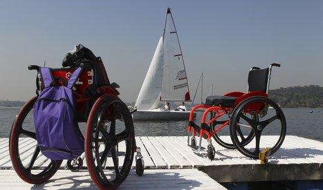 Les autres champions : jeux paralympiques | 7 milliards de voisins | Scoop.it