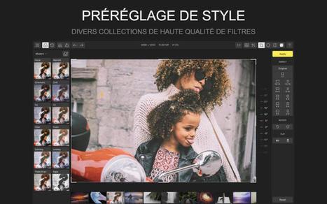 Polarr Photo Editor Lite pour le traitement de vos photos numériques | Chroniques libelluliennes | Scoop.it