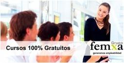 Últimas plazas de los cursos, 100% gratuitos, con prácticas en empresas sólo para jóvenes desempleados | formación y educación | Scoop.it