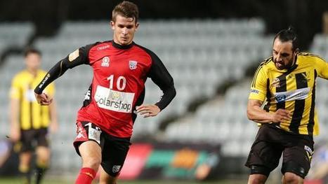 Dario Vidosic's $700,000 deal a record for A-League transfer | A-League Gazette | Scoop.it