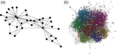 Community detection: effective evaluation on large social networks | Simplifying Complexity | Scoop.it