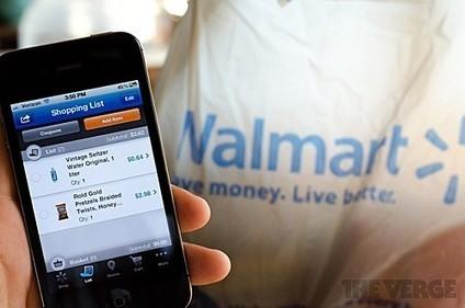 Appli Scan&go et stratégie m-commerce.... #Wallmart grand vainqueur des ''Commerce Mobile Awards 2012''.   E-commerce, M-commerce : digital revolution   Scoop.it