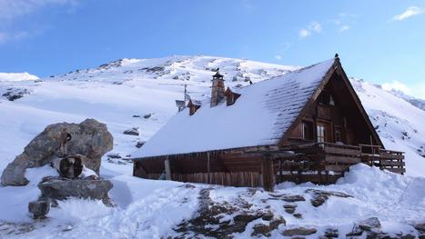 La Dent Parrachée - randonnées & réservations   Vanoise ski & randonnée   Scoop.it