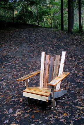 DIY : adirondack chair - Recyclart | Farmers Market | Scoop.it