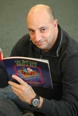 Police officer becomes accidental author - nwitimes.com | Self-publishing is the new black | Scoop.it