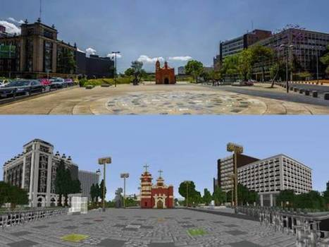 Minecraft is much more than 'Lego online' | 3D Virtual-Real Worlds: Ed Tech | Scoop.it