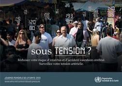Journée mondiale de la Santé 2013 : pensez à surveiller votre tension artérielle | Sel | Scoop.it