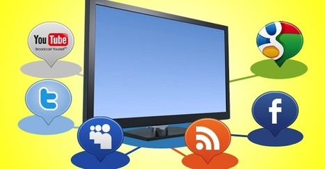 Is 2013 The Year Social TV Takes Off? - Business 2 Community | SocialTVNews | Scoop.it