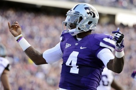 Five things Oklahoma fans should know about the Kansas State ... | All Things Wildcats | Scoop.it